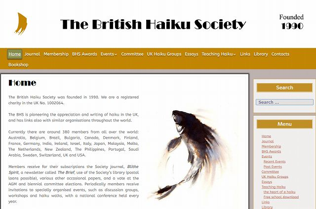 British Haiku Society